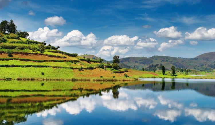 Lac Ouganda