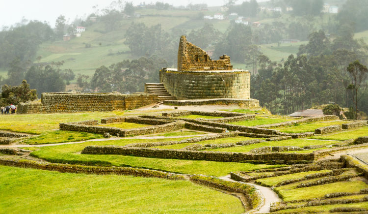 ruines Ingapirca