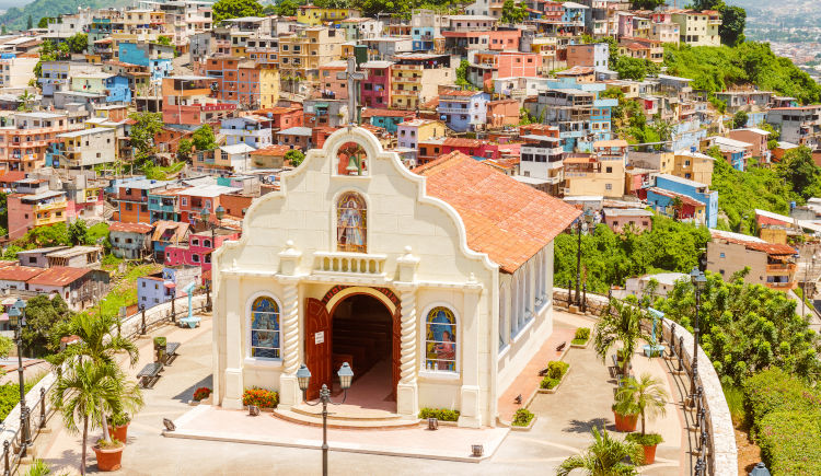 Cerro Santa Ana Guayaquil
