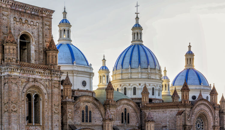 Cathedrale Domes Cuenca