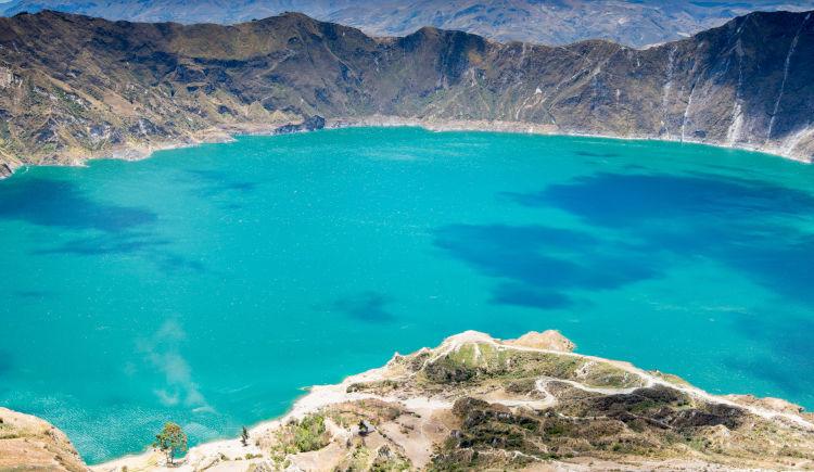 Laguna de Quilitoa