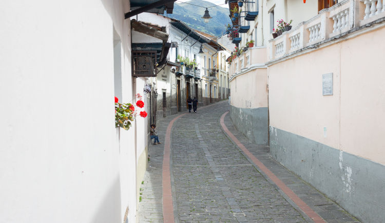 La Ronda Quito