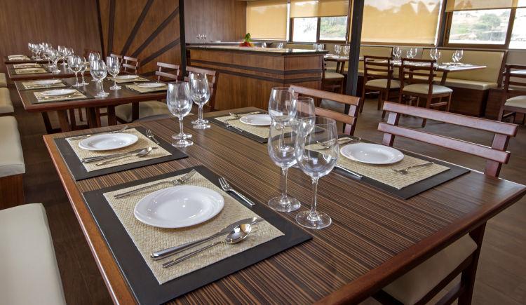 Anakonda restaurant