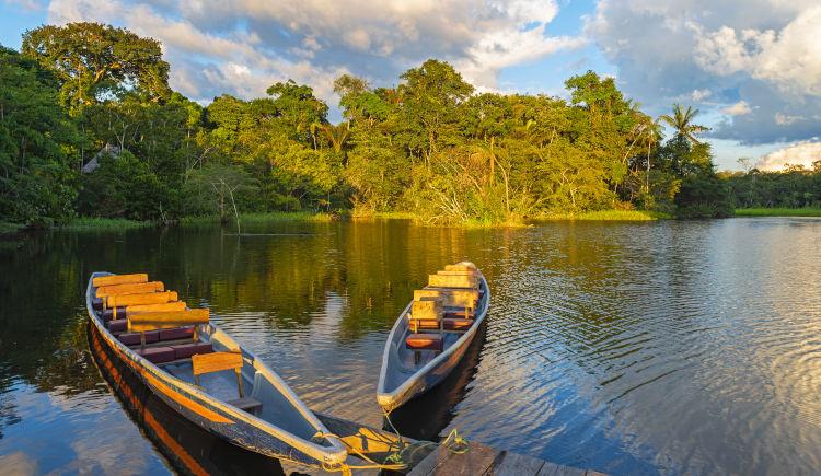 Duo Quito & Croisière en Amazonie à bord du Manatee