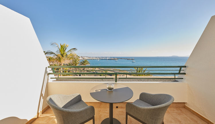 Ocean view preferred club