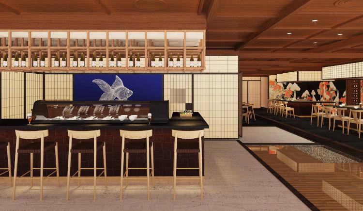 Restaurant Himitsu