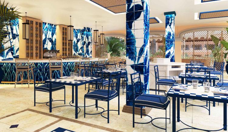 Restaurant Seaside Grill