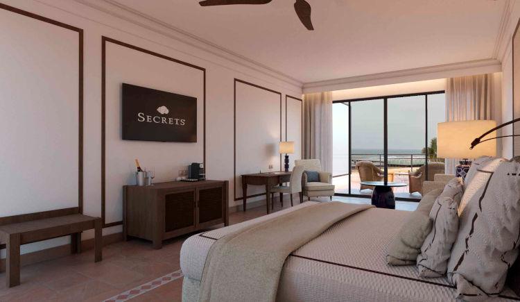 Junior Suite deluxe sea view