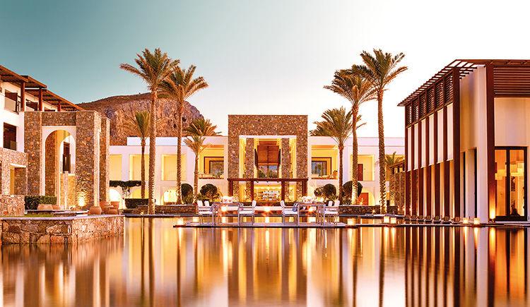 Amirandes Grecotel Exclusive Resort 5 * Luxe