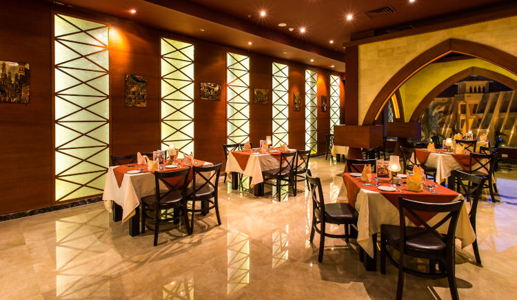 Om Ali Oriental Restaurant