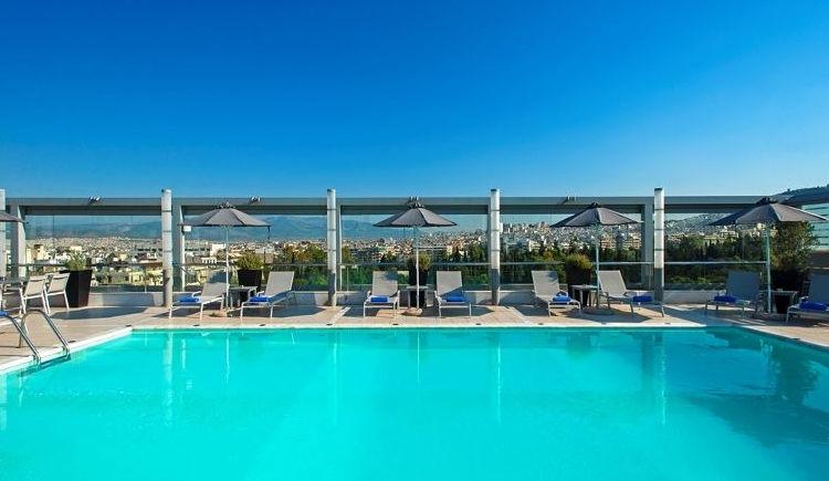 Kappa City Athènes - Radisson Blu Park 5*