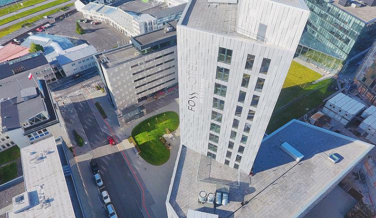 Kappa City Reykjavik - Fosshotel 4*