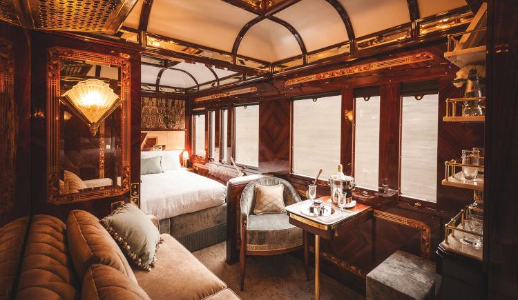 Simplon Orient Express Cabine