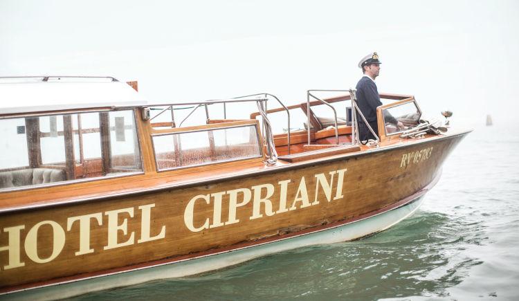 bateau Cipriani