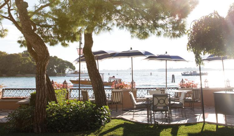 terrasse vue lagoon Cipriani