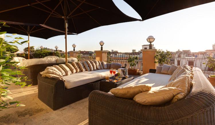 Grand Hôtel Via Veneto 5 * Luxe