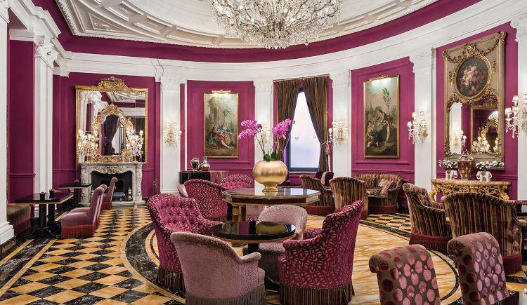 Baglioni Hotel Regina 5 * Luxe
