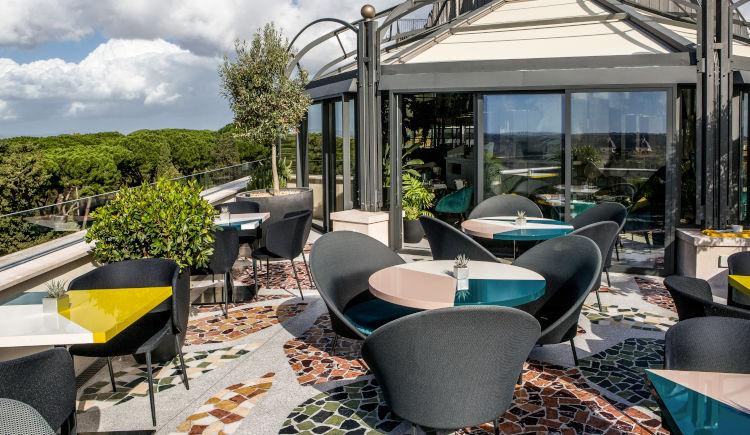 Settimo Romain Cuisine Terrace