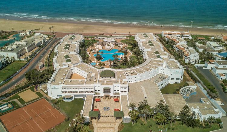 Club Eldorador Iberostar Founty Beach Agadir 4 *