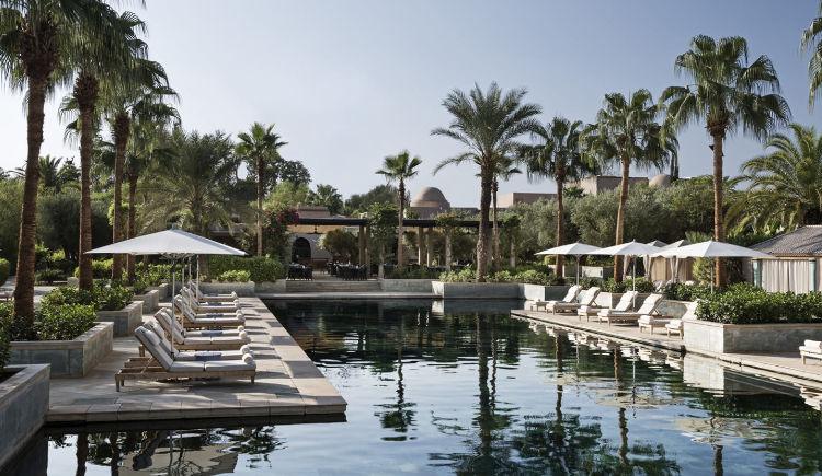 Four Seasons Resort Marrakech 5 * Luxe