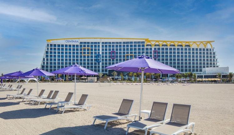 Club Coralia Centara Mirage Beach Resort Dubaï 4 *