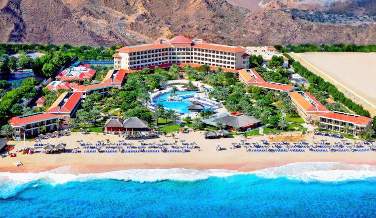 Fujairah Rotana Resort & Spa 5 *
