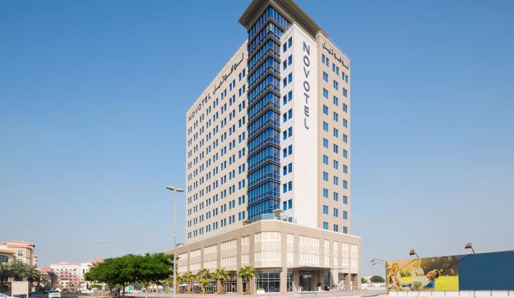 Novotel Bur Dubaï 4 *