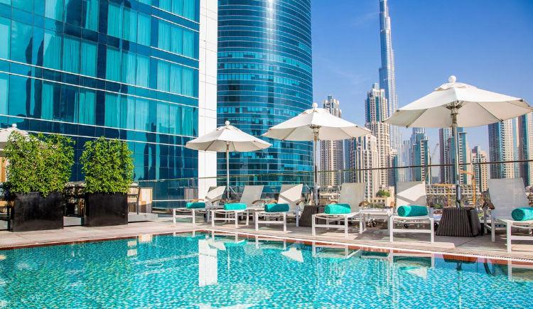 Pullman Dubaï Downtown Hotel 5 *