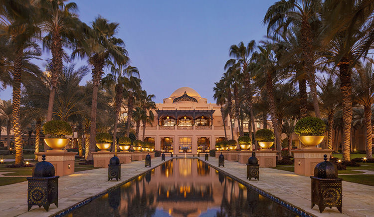 One&Only Royal Mirage 5 * Luxe