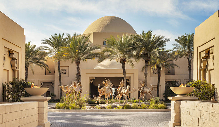 One&Only Royal Mirage et One&Only Le Saint Géran 5 * Luxe
