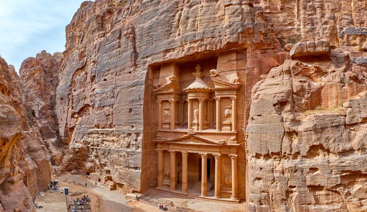 aperçu de la Jordanie (De Amman à Amman) 4 *