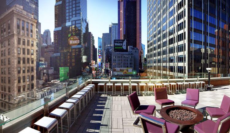 M Social Hotel Times Square ex Novotel 4 *