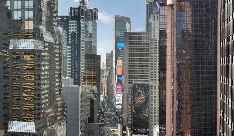 Vue Social Premier Times Square